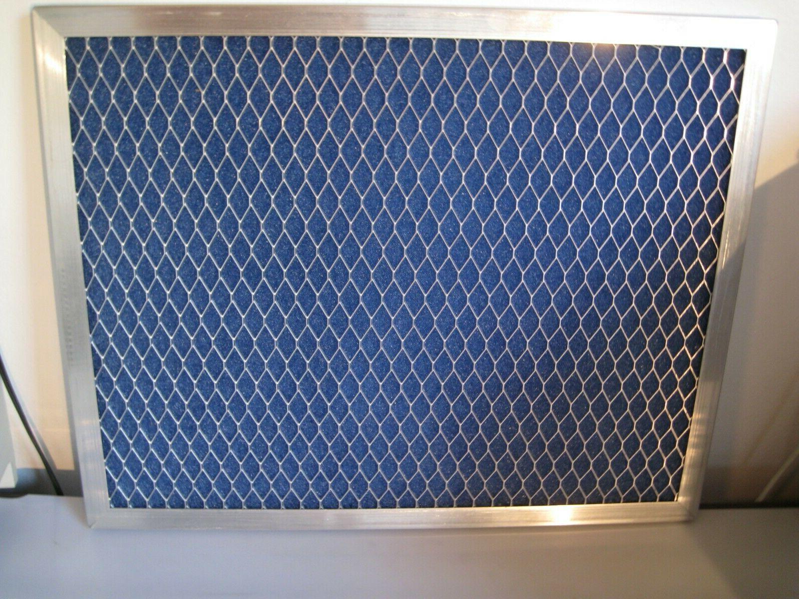 PERMANENT WASHABLE  ELECTROSTATIC FURNACE AC AIR FILTER Dust Electromagnet