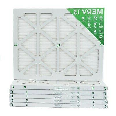 merv 13 ac furnace air