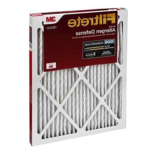 Filtrete Micro AC Furnace Air Delivers Throughout Your 14 20 x 1, 2-Pack