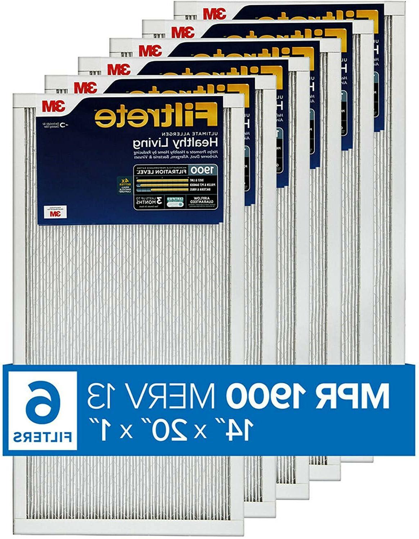 mpr 1900 14x20x1 ac furnace air filter