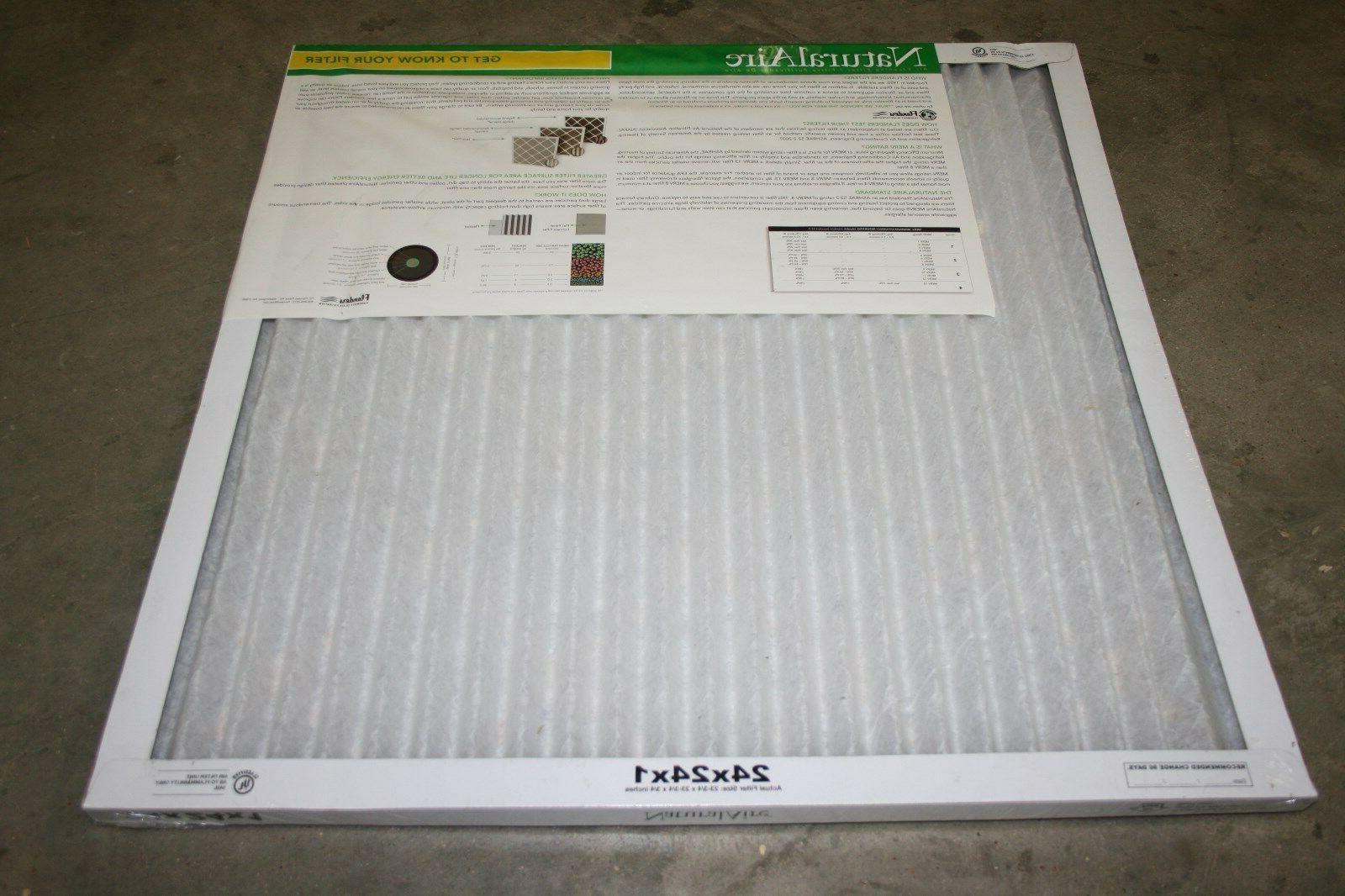Flanders Natural Air Furnace Filter 6