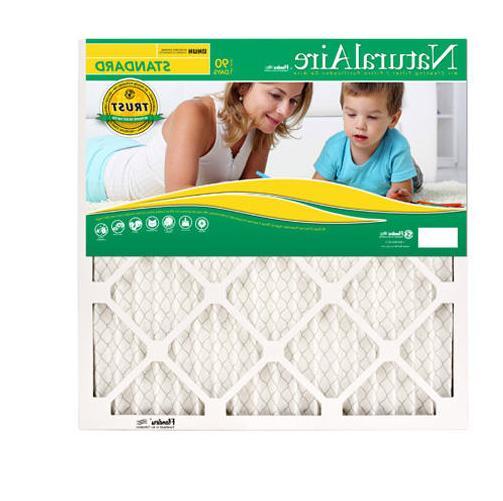 natural air furnace filter merv 8 box
