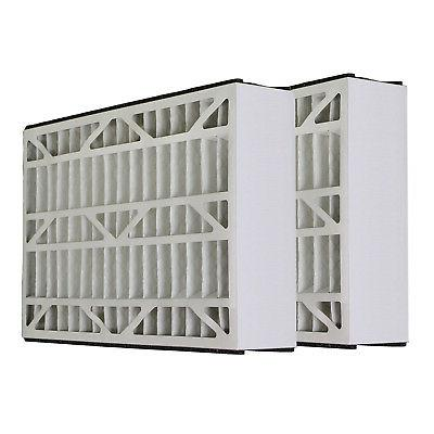 Tier1 16x25x5 Skuttle Replacement Furnace Air