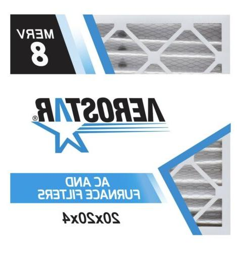 qty 6 per box aerostar furnace air