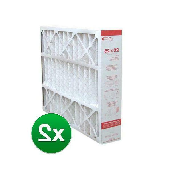 replacement 20x25x4 air filter for honeywell ac