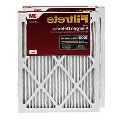 Filtrete Micro Allergen Defense AC Furnace Air Filter, Deliv