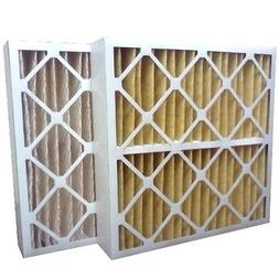 Pleated Air Filter 20x25x6 MERV 11 Furnace for Aprilaire 220