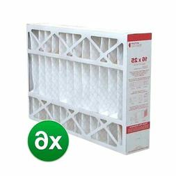 """Replacement Merv 11 Furnace Air Filter 4"""" and 5"""" inch -6 Fil"""