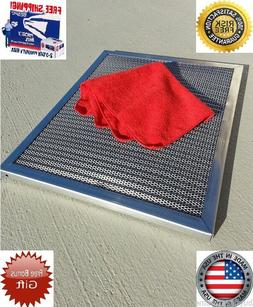 SUPERB AIR FILTER ELECTROSTATIC WASHABLE PERMANENT REUSABLE