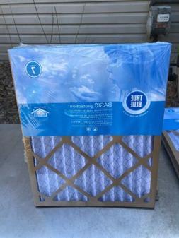 true blue Air filter merv 7 16 x 20 x 1 New Furnace